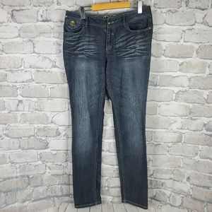 House of Dereon Jeans 9/10  W31 Mid Rise Beyonce